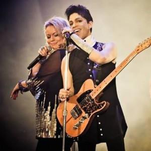 Elisa and Prince