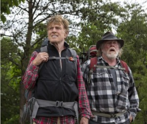 Writer Bill Bryson and his friend Stephen Katz set out to hike the Appalachian trail.
