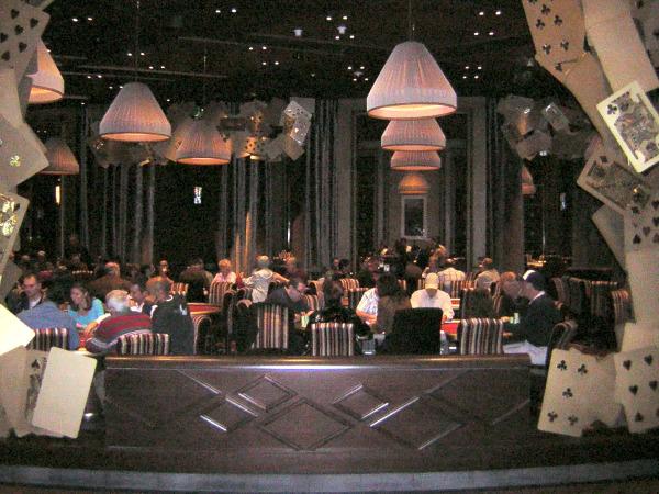 Nerd in Vegas: Poker at the Aria Hotel - Living Las Vegas