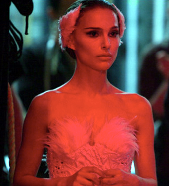 Natalie Portman awaits her big