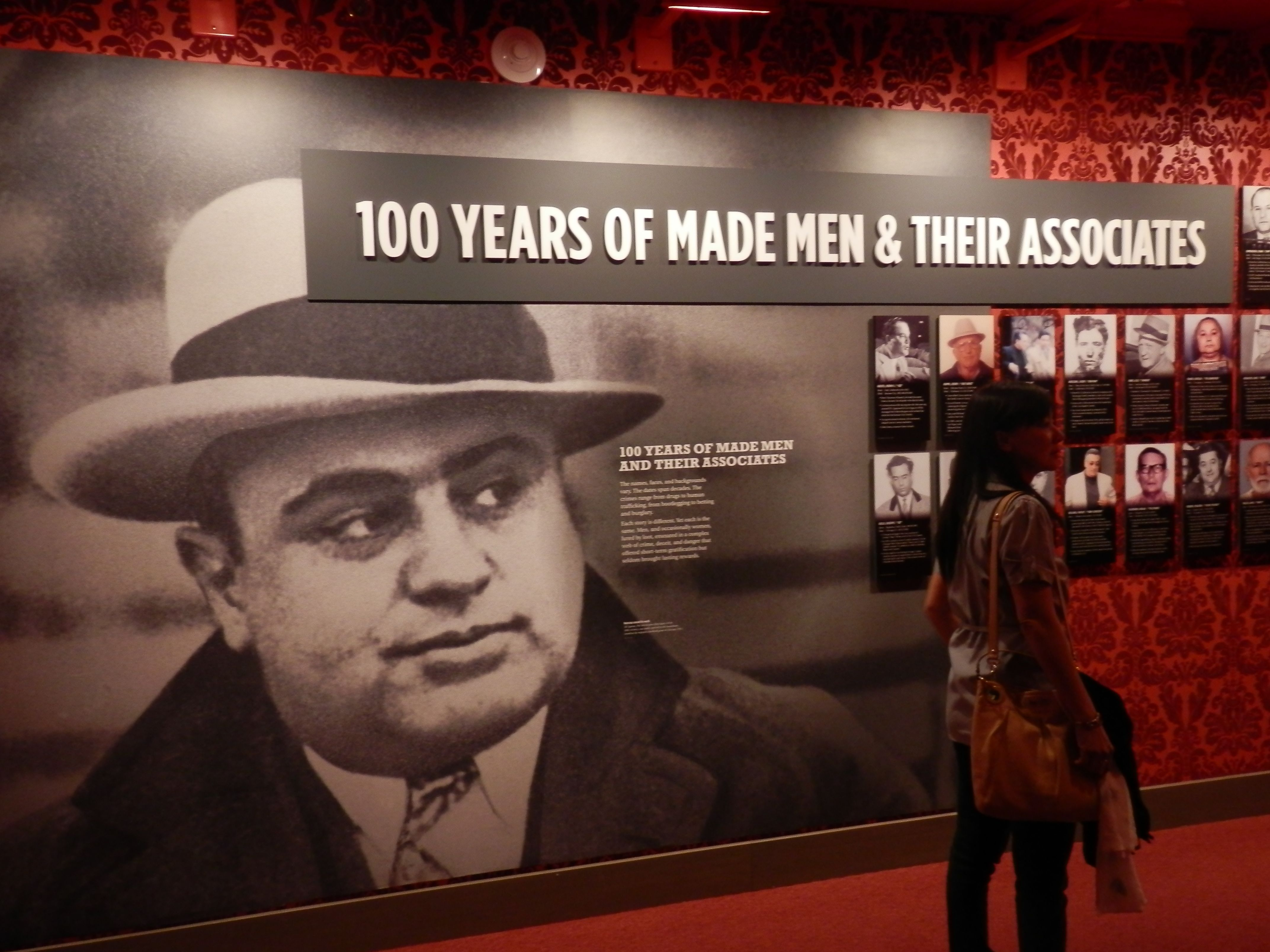 an overview of the life of al capone a famous american mobster Al capone (a 'scarface'), one of the most famous american gangsters, rose find this pin and more on al capone by billydoebler al capone biography - facts, birthday, life.