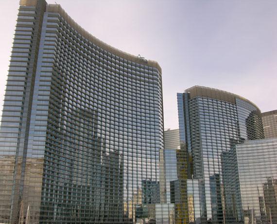 vegas skyline silhouette. Vegas Unexpected: A Philistine