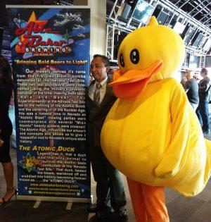 Atomic Duck