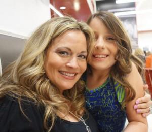 Elisa Fiorello and Olivia Dease