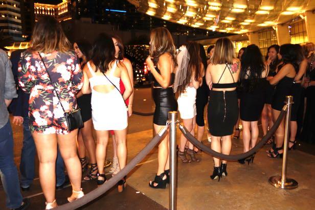 Las Vegas Attire