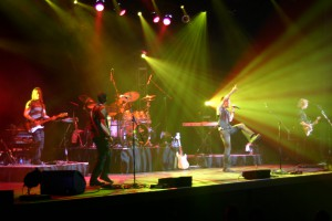 Classic rock cover band Yellow Brick Road, a local's favorite.