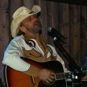Bobby Kingston at Las Vegas Country Saloon