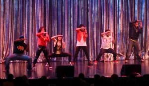 Dance crews paying tribute to Michael Jackson