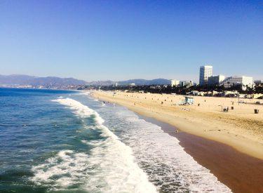 Santa Monica BeachPhoto by Osie Turner