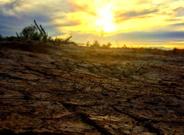 A sunset at the Pabco Trailhead.Photo by Osie Turner
