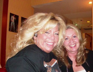 Lorrie Mallicone and Sandi Miller