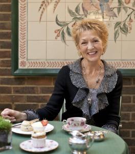 Tea expert Jane Pettigrew