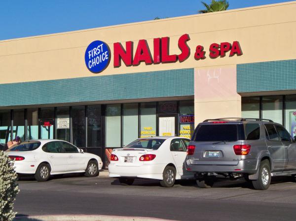 Vegas People and Jobs: Evolution of Nail Salons - Living Las Vegas