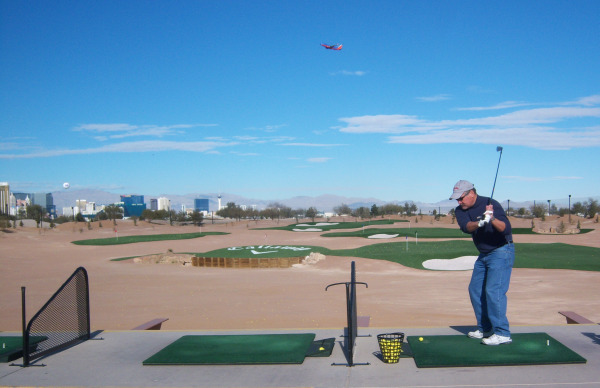 21+ Callaway golf las vegas blvd viral