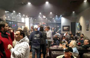 En Feugo Cigars Opening Night