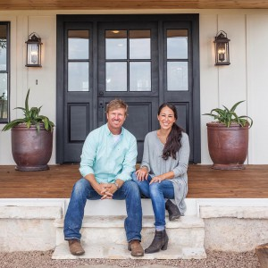 Chip and Joanna Gaines;