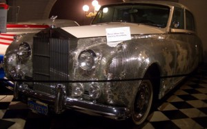 One of Liberace's cars