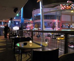 Wayfarer Bar at Inspire Theater