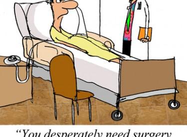wish me luck surgery