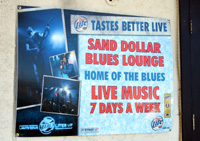 The Sand Dollar Blues Lounge
