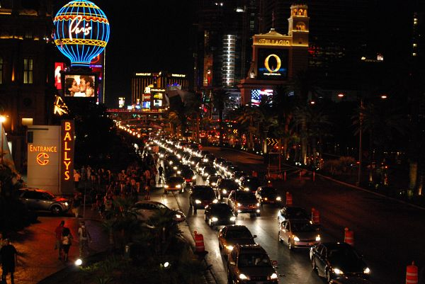 Calling All Cars! – Theories on Sin City Traffic Safety