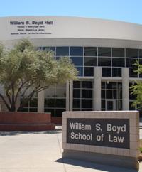 Boyd Law School