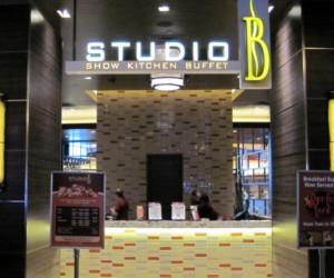 M Resort's buffet, Studio B