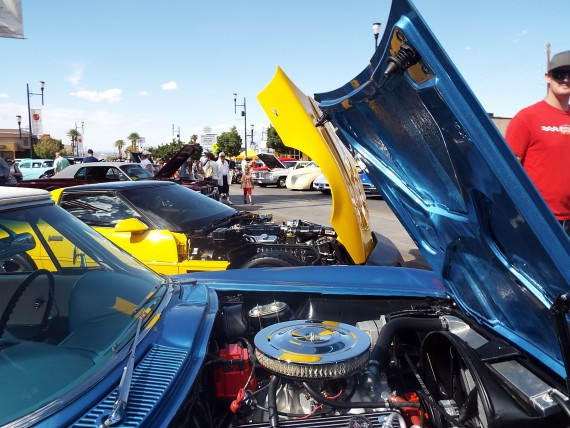 Super Run Classic Car Show Las Vegas