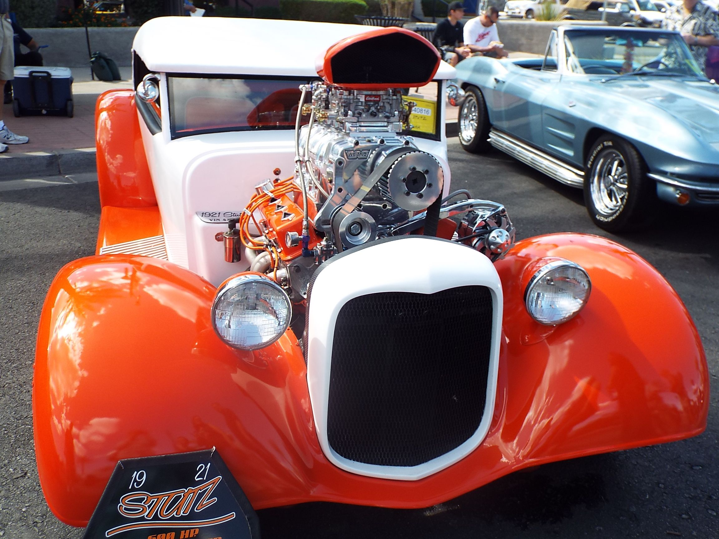 Classic Cars Show Their Stuff at Henderson Car Show - Living Las Vegas