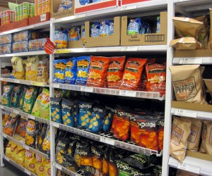 Healthier snack options
