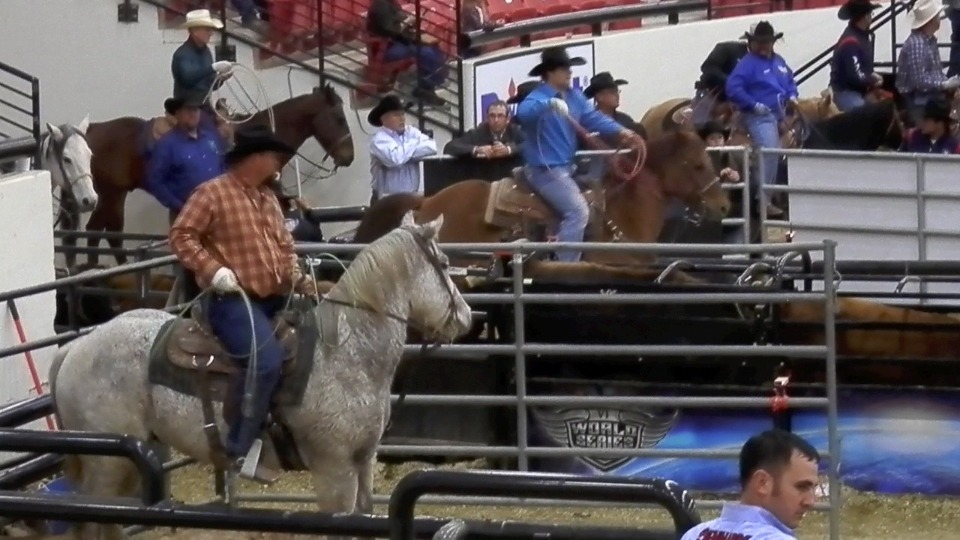 The World Series of Team Roping was one of a number