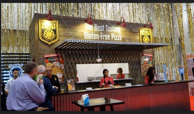 Scenes From Colorful Pizza Expo Living Las Vegas