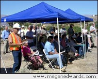Highway 190n Reopening Ceremony