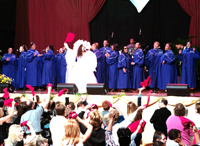 Sylvia St. James & the St. Paul Concert Choir