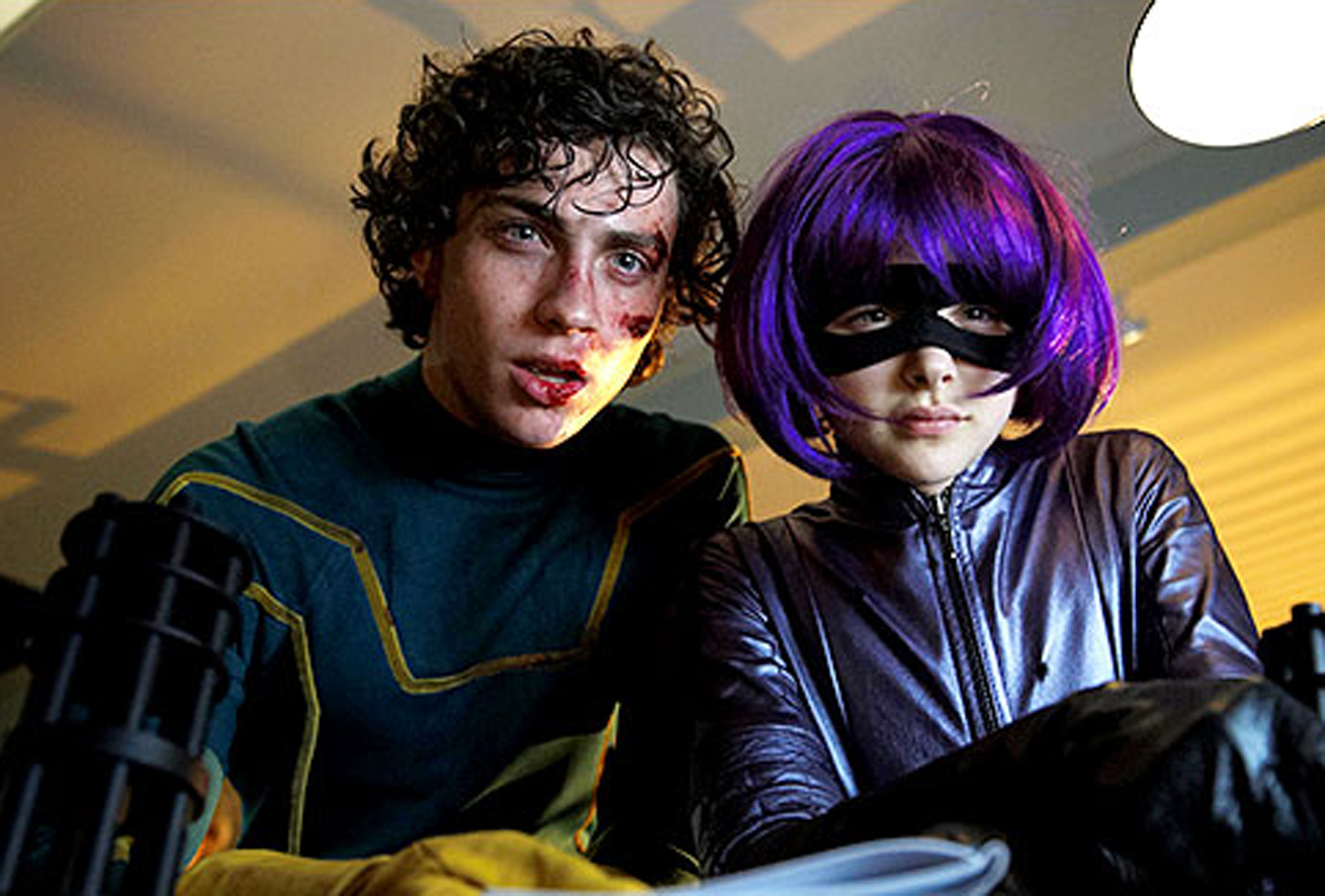 kick ass film review Kick-ass is a 2010 action-comedy co-distributed by lionsgate (in north america)  and universal  this, unsurprisingly, didn't fly well with some film critics.