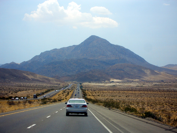 Leaving Las Vegas (and Arriving in L A ) - Living Las Vegas