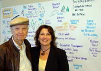 Dick Taylor & Lisa Gioia-Acres