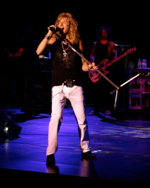 so and so as Whitesnake's so and so