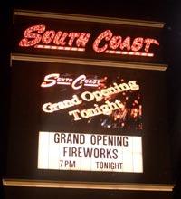 The south coast casino back to the future slot machines