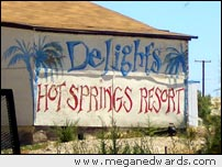 Delight's Hot Springs