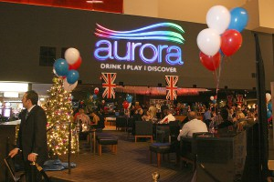 UKLV Crimbo Party at Aurora inside the Luxor Hotel